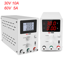 DC Lab Power Supply Adjustable 30V 10A 60V 5A Bench Source laboratory Switching power supplies Voltage Current Regulator
