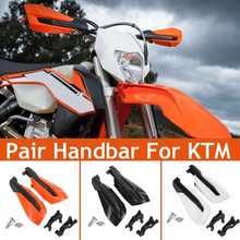 1Pair 3color Handlebar Hand Guards Protector Handguard For KTM SX SXF EXCF 50 65 85 125 150 250 350 450 500 2017-2020 Motorcycle