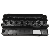 For Epson Dx5 F158000 F160010 F187000 Water Printhead Pirnt Head Manifold / Adapter for 4800 4880 7800 9800 Print Head Adapter|3D Printer Parts & Accessories| |  -