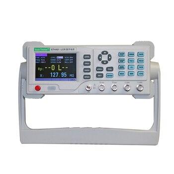 ET4401/ET4402/ET4410 Electric Bridge Resistance Impedance Capacitance Inductance Measure Instrument Desktop Digital LCR Meter 2018 new auto lcr digital bridge resistance capacitance inductance esr meter