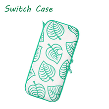 Animal Crossing EVA Storage Hard Case For Nintend Switch NS Console Carrying Portable Travel Bag for Nintendoswitch Accessories
