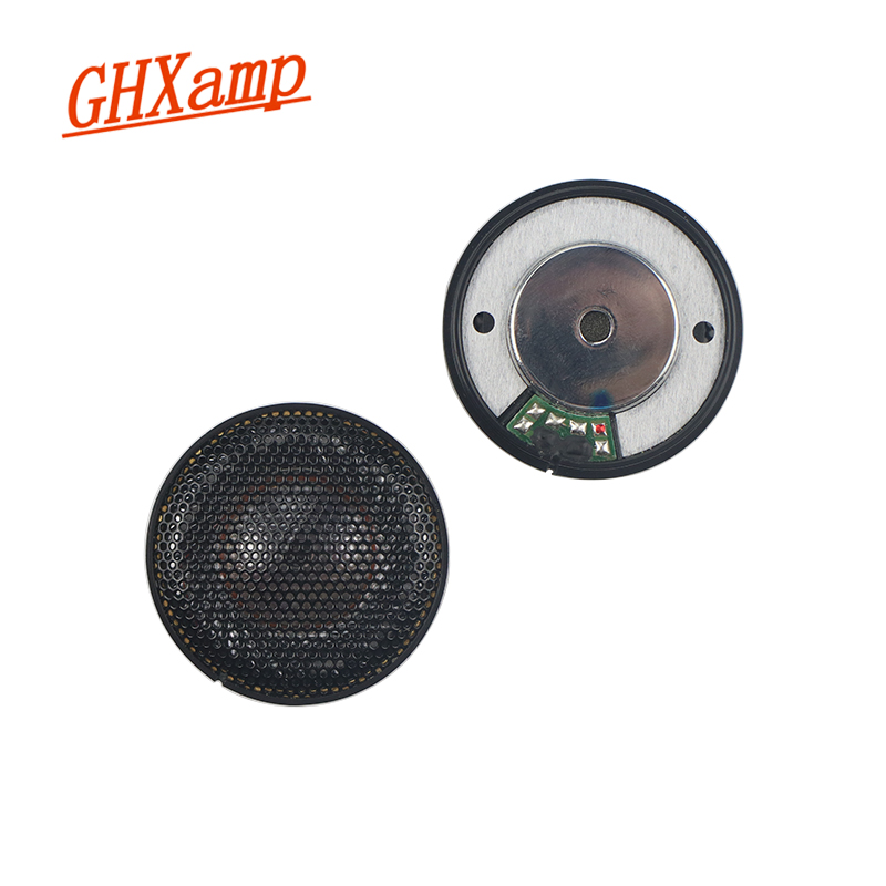 GHXAMP 40mm headphone Pilot Feadset Full Range Speaker Unit Good Sound Head-Mounted Repair And Upgrade Accessories