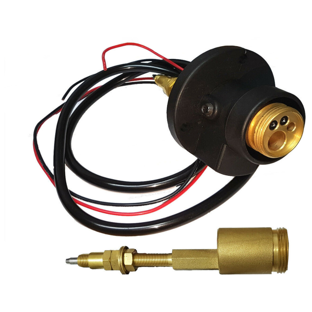 Machine Torch Adaptor Durable Panel Socket Practical Professional Euro Welding Central Connector Conversion Soldering For MIG