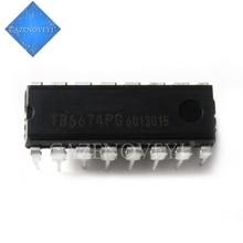 10 unids/lote TB6674PG TB6674P TB6674 DIP 16 en Stock