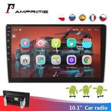 AMPrime Android Auto Radio 2Din GPS Navigation Bluetooth WIFI Audio Stereo Mirrorlink Auto Multimedia-Player Für Hyundai Volkswage