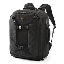 """Oryginalna torba na aparat fotograficzny ze statywem Lowepro Pro Runner BP 450 AW II lustrzanka cyfrowa na laptopa 17 """"plecak fotograficzny z osłoną przeciwdeszczową"""