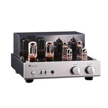 MUZISHARE X3T amplificateur à tubes 5AR4*2 EL84 amplificateurs à tubes double redresseur Circuit classe A amplificateur de puissance à une extrémité MZSX 3T