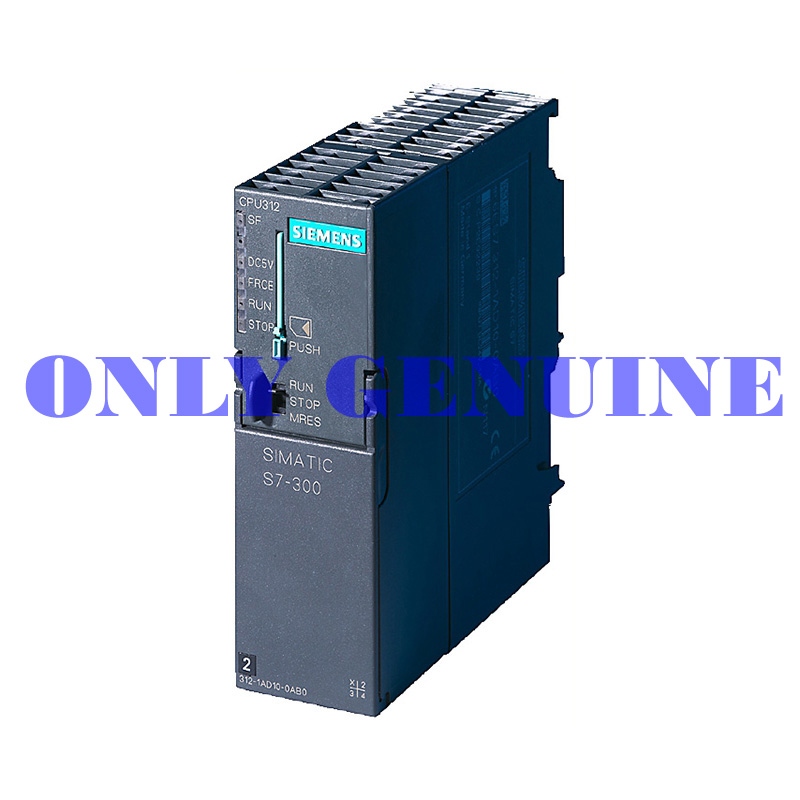 Low Cost Original Siemens CPU 312 PLC Module 6ES7312-1AE14-0AB0 New in Box