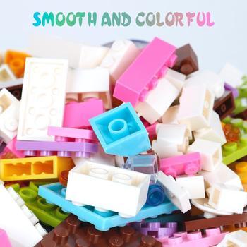 Mainan Blok Rumah Rumahan  5
