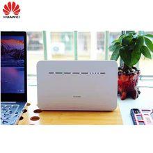 Huawei b535 B535-232 4g 3 pro roteador lte 300mbps sma + 2 peças antena