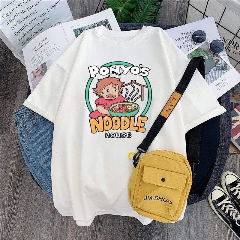 Harajuku Asian Ramen Noodles T-shirt 2