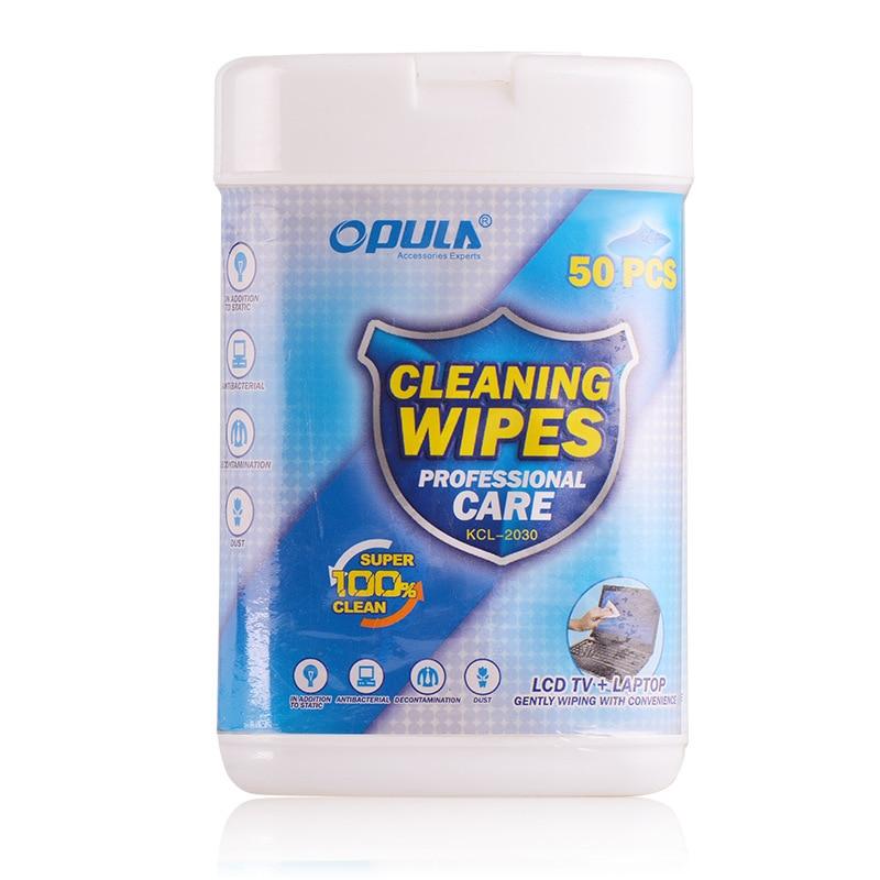 Screen Wipes KCL-2030 Mobile Phone Wipe Wet Wipe Barreled Wet Tissue