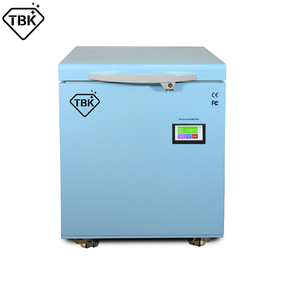 TBK-598 LCD Freezing Machine/LCD Touch Screen Frozen Separating Machine 2