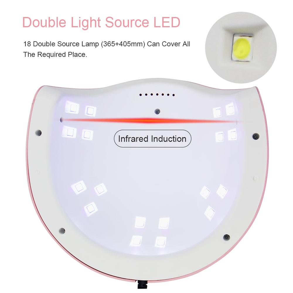 Nail Dryer UV LED Lamp
