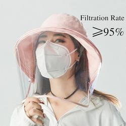 FFP2 N95 6 Layers Mask Bacteria Proof Anti Infection Face Masks Mask Particulate Mouth Respirator Anti PM2.5 Safety Dust Mask 2