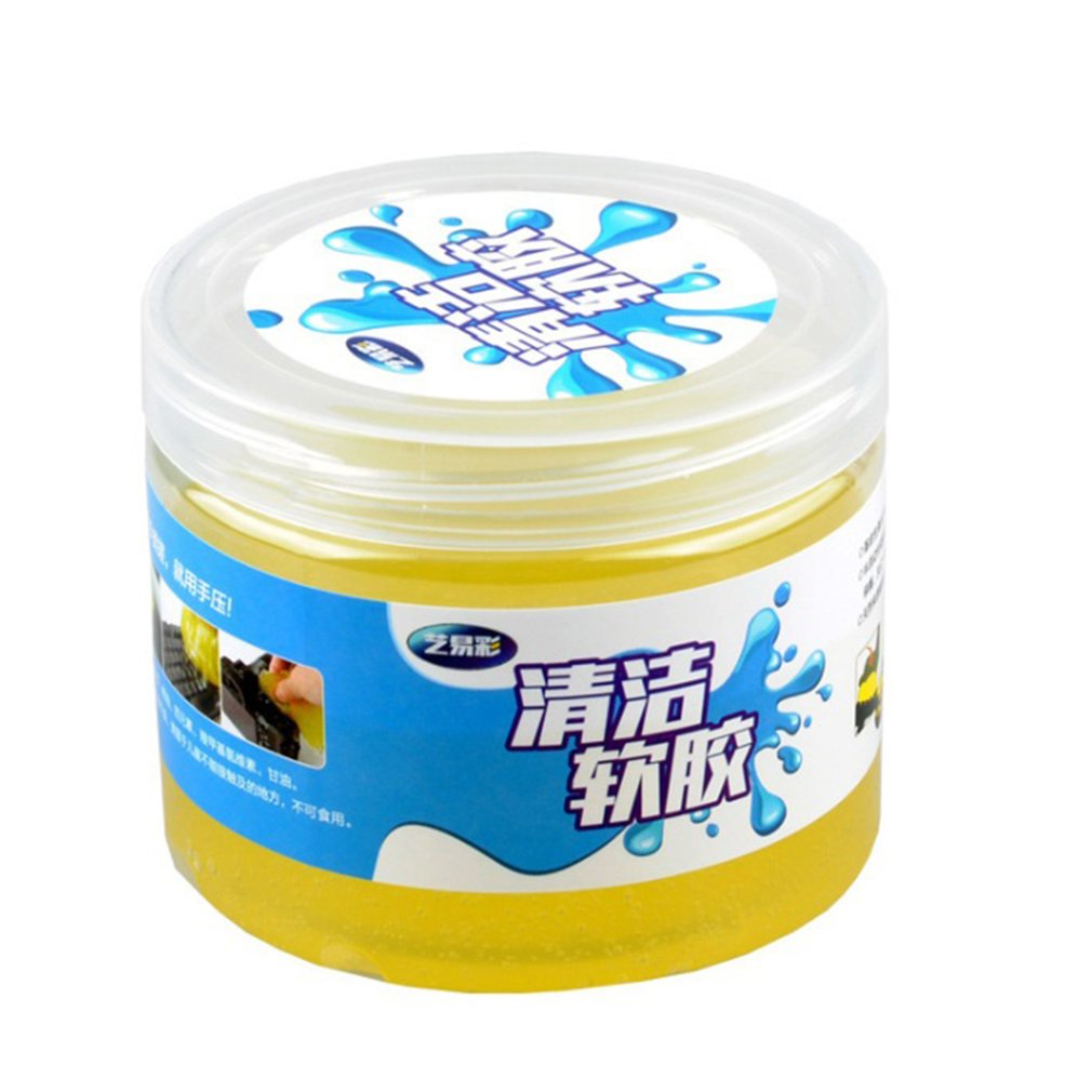 Car Accessories Interior Magic Dust Cleaner Compound Super Clean Slimy Gel For Phone Laptop Pc Computer