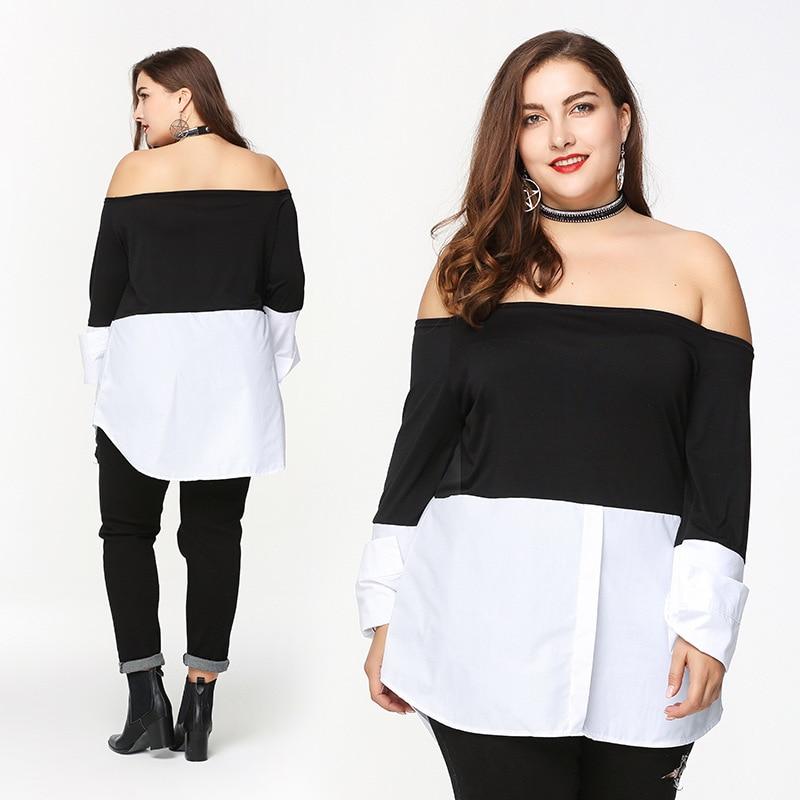 new plus size women blouse fashion 2020 female autumn womens top shirt ladies festivals classics comfort clothing top xxl