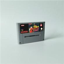 Dragon Game Ball Z tarjeta de juego, versión europea, batería para guardar en inglés, Super Gokuuden Totsugeki Hen