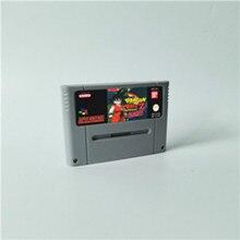 التنين لعبة الكرة Z سوبر Gokuuden Totsugeki الدجاجة RPG بطاقة الألعاب EUR نسخة اللغة الإنجليزية بطارية حفظ