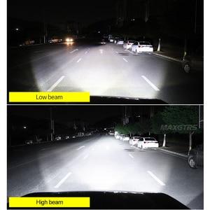 Image 5 - 2x110W XHP70 רכב LED פנסי H4 H7 H8/H11 HB3/9005 HB4/9006 אוטומטי מול הנורה רכב פנס ערפל אורות 6000K תאורה