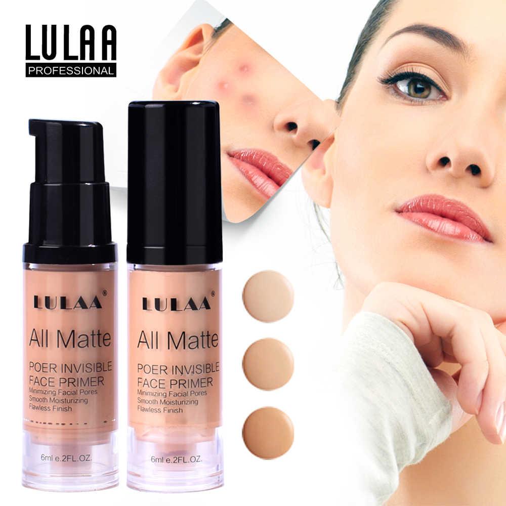 LULAA מלא כיסוי 3 צבעים קונסילר נוזלי איפור עיניים עיגולים שחורים קרם פנים מתקן עמיד למים איפור קוסמטי יופי TSLM1