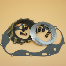 Clutch Friction Plates Separator Plates Heavy Duty Springs Cover Gasket for Yamaha Banshee 350 YFZ350 YFZ 350 1987 2006
