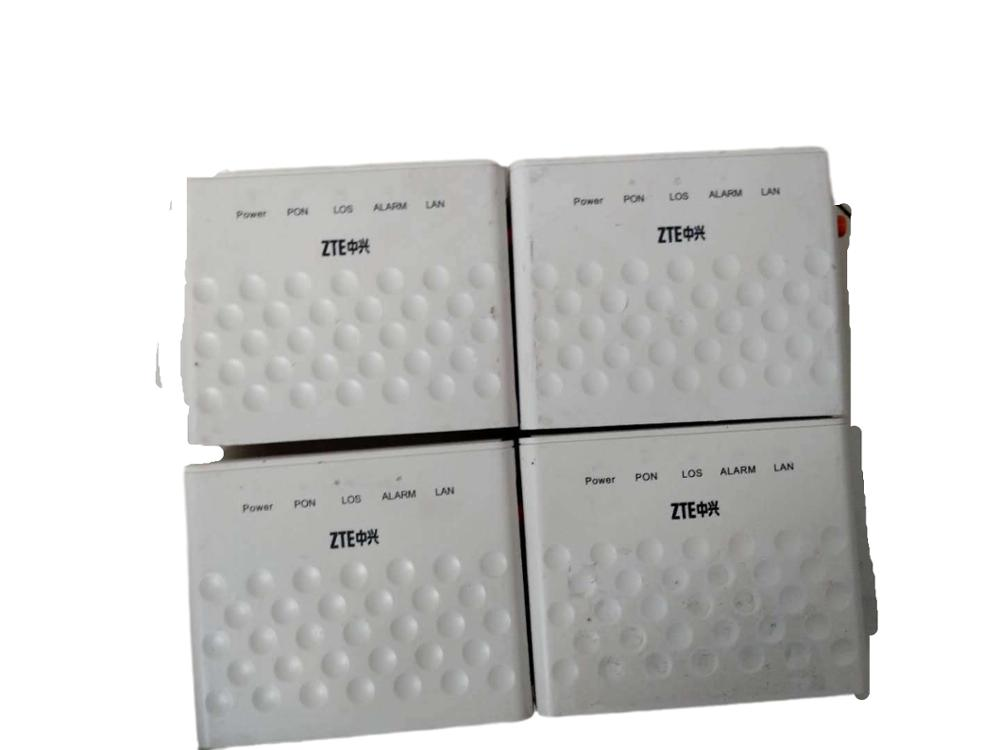 20pcs/Lot ZTE F601 Onu Gpon Used Second-hand ONU Without Power Adapter