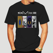Nowe mody Alphaville pierwsze zbiory 1984 92 męska o neck T-Shirt-3564D