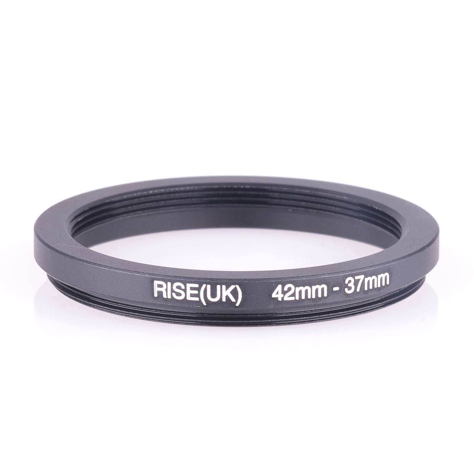 RISE(UK) 42mm-37mm 42-37 Mm 42 To 37 Step Down Filter Ring Adapter