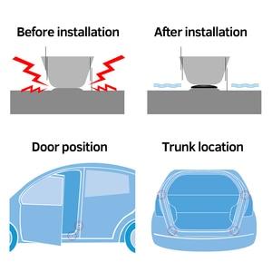 Image 4 - 4Pcs Car Door Shock Absorption Gasket Stickers For BMW Mini Cooper X5 X1 E46 E90 E60 F10 F30 E39 E36 F20 E87 E92 F31 E30 G30 G20