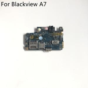 Image 1 - Originale Usato Blackview A7 Mainboard 1G di RAM + 8G ROM Scheda Madre Per Blackview A7 MTK6737 HD da 5.0 pollici 1280x720 Smartphone