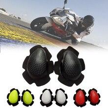 אופנוע Motorcross אופנוע מרוצי ספורט אופני הילוכים מגן מגני ברכי ברך רפידות גולשים מגן כיסוי עבור BMW