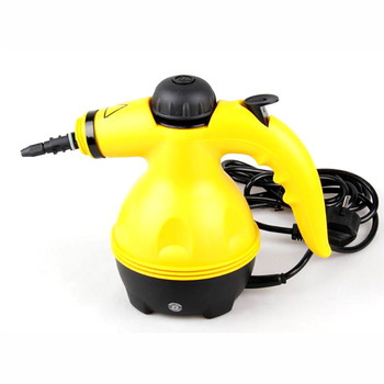 Multi Purpose Electric Steam Cleaner Portable Handheld Steamer 800W 220V 350ml Household Cleaner Attachments Kitchen Brush Tool