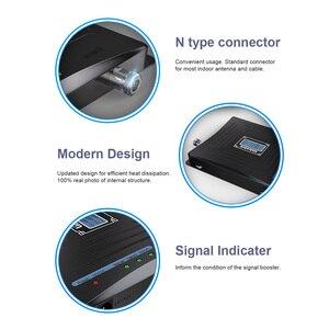 Image 4 - Lintratek GSM משחזר 2g 3g 4g 900mhz 1800mhz 2100mhz tri band טלפון סלולרי אות LCD מאיץ 3G 4G LTE טלפון נייד משחזר