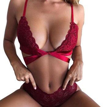 Women Seamless Lace Bra Bra Sets INTIMATES