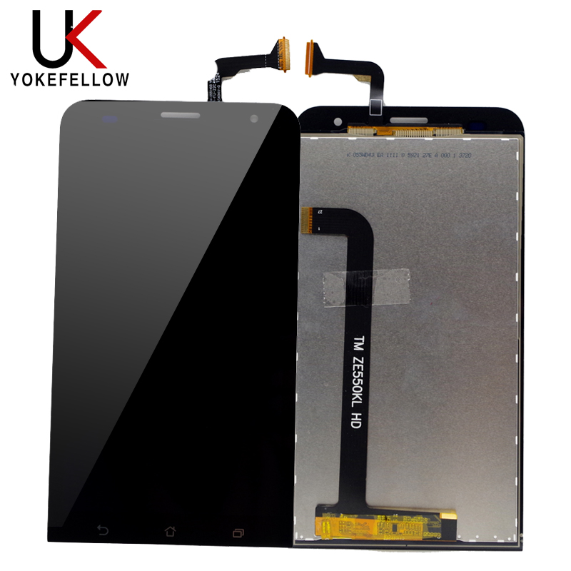 <font><b>LCD</b></font> Display For ASUS Zenfone 2 Laser Z00LD <font><b>ZE550KL</b></font> <font><b>LCD</b></font> Display Screen With Touch Screen Assembly image