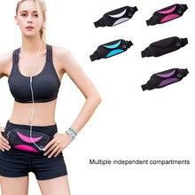 Women Sports Belt Bag Men Running Multi-Function Waist Chest Bags Fanny Packs Climbing Pockets Anti-Theft Phone Beach