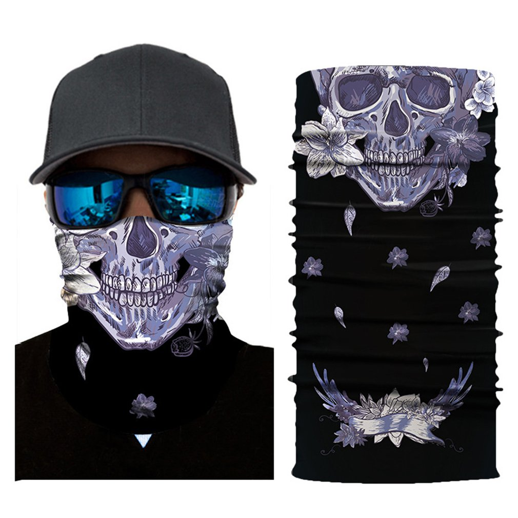 Cycling Riding Bike Headband Turban Head Scarf Riding Face Mask Outdoor Sports Headscarf For Cycling Hot Sale