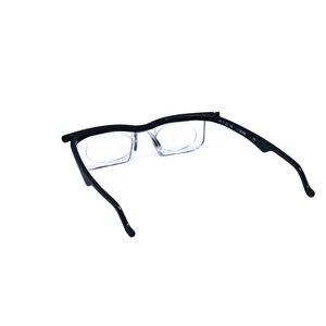 Image 2 - Adlens di Messa A Fuoco Regolabile Occhiali Da Lettura Miopia Occhiali Da Vista 4D a + 5D Diottrie Ingrandimento Variabile Resistenza