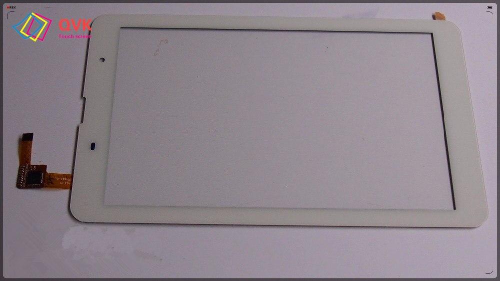 Белый сенсорный экран для Perfeo 8082-IPS емкостный сенсорный экран панель Ремонт Запасные части