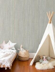 Image 5 - 45cm * 6m בציר פו עץ טפט לקירות ויניל עצמי דבק טפט 3d חיים חדר שינה חדר שולחן קיר קישוט