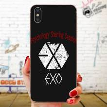 For Xiaomi Redmi Note 2 3 3S 4 4A 4X 5 5A 6 6A Pro Plus Soft Protective Cover Case Kpop Exo(China)