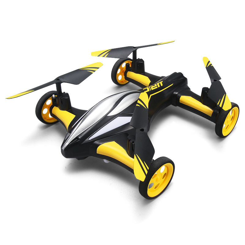 Jjrc Remote Control Aircraft Four-axis Air Dual-Mode Aircraft A Key Return Pattern Tumbling Remote-controlled Unmanned Vehicle
