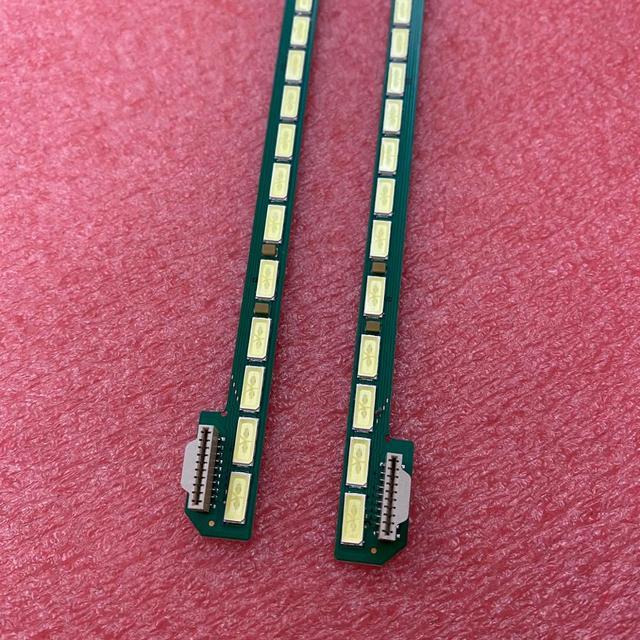 2pcs LED Backlight Strip for LG 49UB8800 49UB8200 49UF695V 6922L 0128A 6916l1722B 6916l1723B 49UB8300 49UB850V 49UB830V 49UB820V