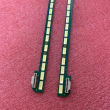 2pcs Tira Retroiluminação LED para LG 49UB8800 49UB8200 49UF695V 6922L 0128A 6916l1722B 6916l1723B 49UB8300 49UB850V 49UB830V 49UB820V