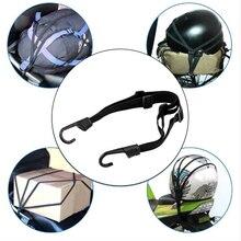 1Pcs Universele Motorcycle Haak Motorfiets Power Telescopische Helm Bagage Elastisch Touw Riding Fiets Motorfiets Accessoires