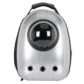 14 colors New Capsule Pet Bag Backpack Breathable Space Pet Backpack Sac De Transport Pour Chat Waterproof Traveler Knapsack - Color 3