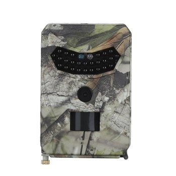 Pr-100 Hunting Camera 12Mp Photo Trap 1080P Video Wildlife Trail Cameras Night Vision Outdoor Waterproof Ip56 pr200 hunting camera photo trap 12mp wildlife trail night vision trail thermal imager video cameras for hunting scouting game