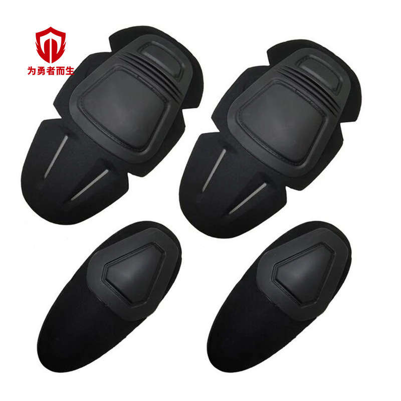 Horse Clothing Frog New Protective Clothing Set Special Forces Army Fans Tactical Protective Items Knee And Elbow Pad Quick Plug
