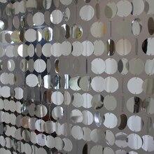 decoração interior prata festiva,